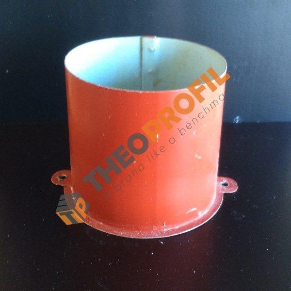 Ποτήρι υδρορροής RAL3013 - Theoprofil.com