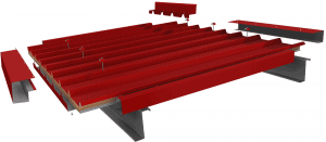 Οδηγίες τοποθέτησης πάνελ οροφής τραπεζοειδή